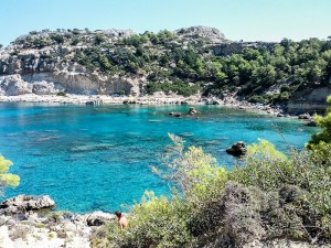 Anthony Quinn's Bay @ Faliraki, Rhodes | Septembre 2012